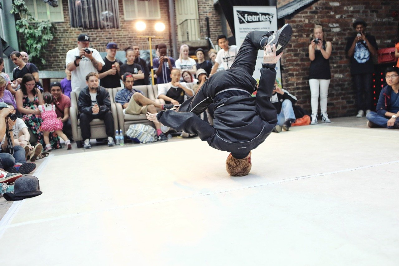 breakdance hip hop street - Blog