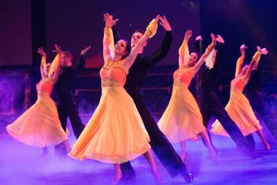 spectacle de danse paris 3 - Spectacle de danse pour Entreprise