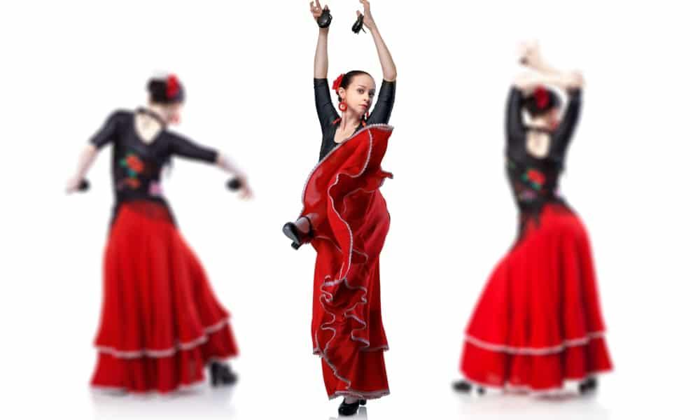 cours de danse flamenco a domicile - Cours particuliers de danse Flamenco