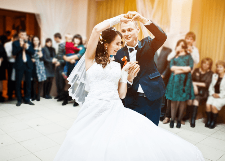 chorégraphie danse mariage 1 - Ouverture de Bal à Clermont-Ferrand