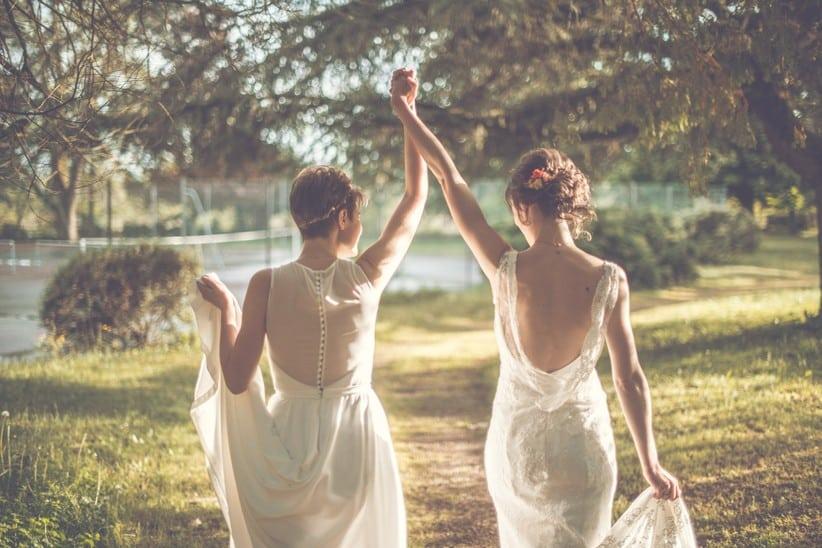 mariage lesbienne dansetousstyles ouverture de bal - Une Ouverture De Bal De Mariage Gay