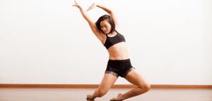 cours danse modernjazz 300x144 - Cours particuliers de danse Modern'Jazz