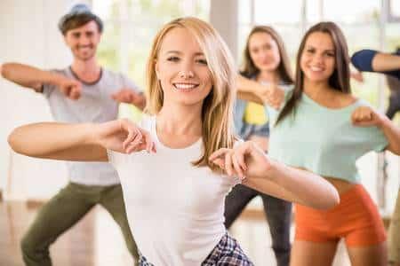danse bien être - Danse et bien-être