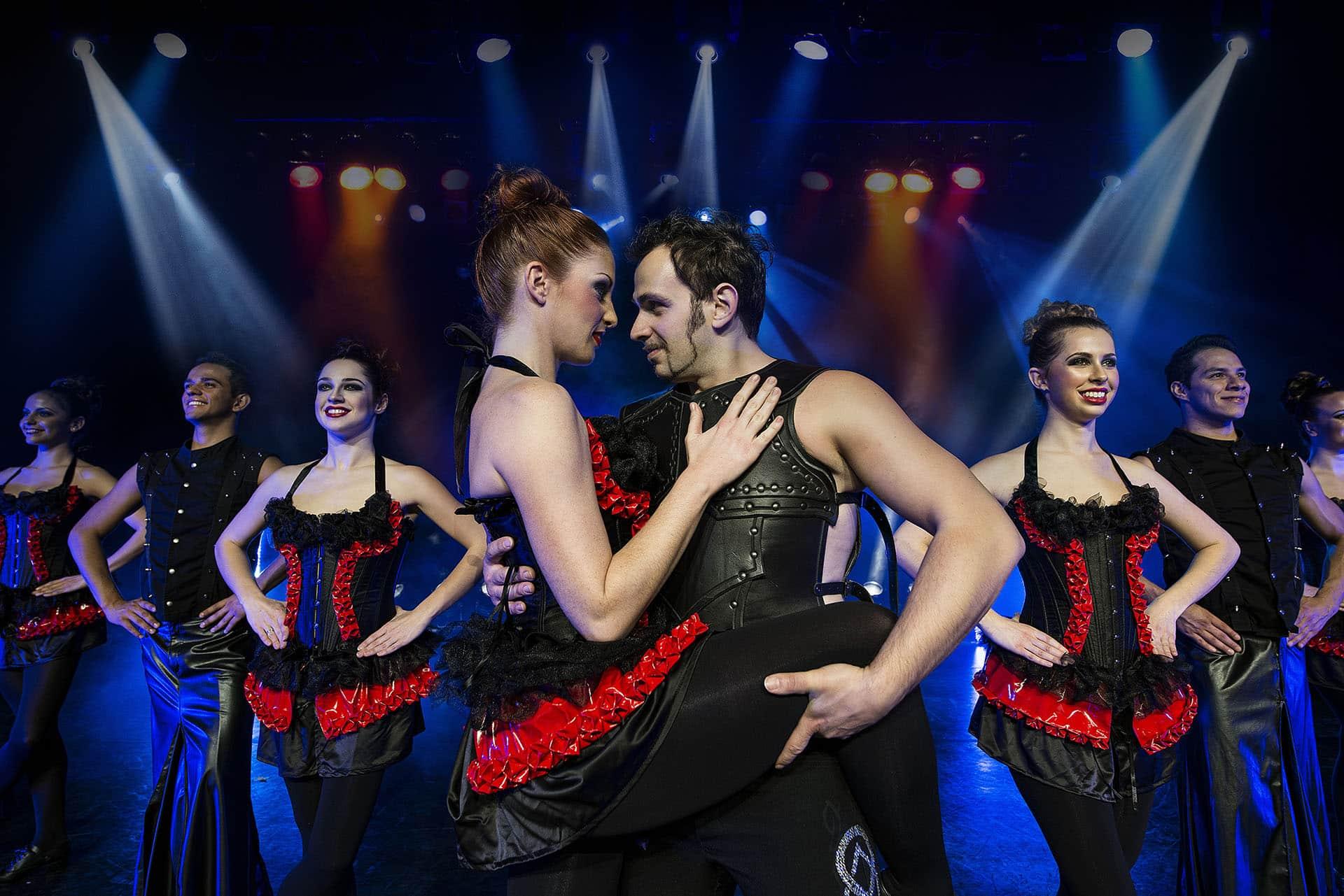 dsp2 - Show et Spectacle de danse à Dunkerque