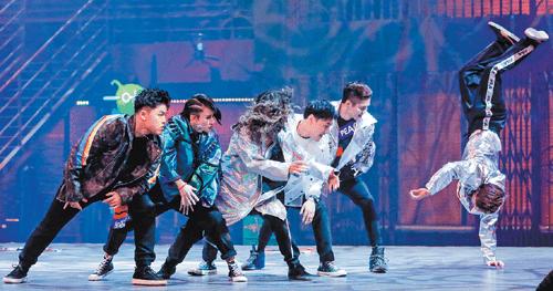 show 1 - Show et Spectacle de danse à Colombes